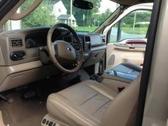 Make: Ford Model: Excursion Year: 2004 Body Style: Exterior Color: Tan  Interior Color: Tan Doors: Four Door Vehicle Condition: Excellent Price:  $20,000 ...