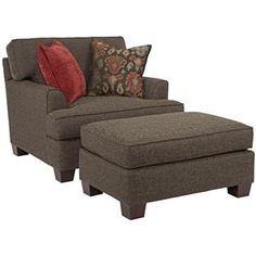 Ashley Kirkwood Overstuffed Chair Home Decor