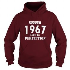 Awesome Tee 08 August 1967 August 08 Born Birthday Aged to Perfection T Shirt Hoodie Shirt VNeck Shirt Sweat Shirt Youth Tee for womens and Men T shirts