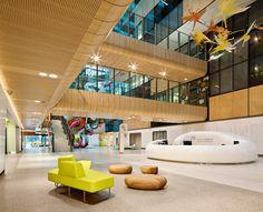 Royal Children's Hospital in Australia