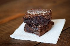Buns In My Oven » Nutella Brownies