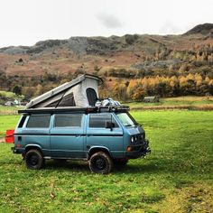 Well, this site was intended to be solely about our expeditions in our beloved 1988 Volkswagen Vanagon; Bus Camper, Camper Life, Volkswagen Westfalia, Vw Vanagon, T3 Vw, Transporter T3, Vw Camping, Cool Campers, Cool Vans