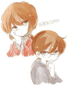 Haibara and Conan Magic Kaito, Anime Chibi, Manga Anime, Manga Detective Conan, Amuro Tooru, Case Closed, Childhood Friends, About Time Movie, Fujoshi