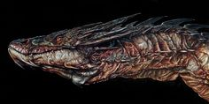 Image result for smaug painting