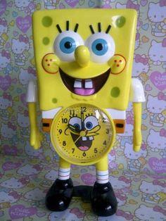 Jam weker spongebob