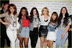 Fifth Harmony: TopShop Meet & Greet in NYC | fifth harmony top shop meet greet nyc 36 - Photo