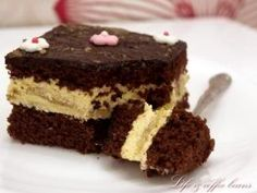 Chocolate cake with bananas English Food, Bananas, Chocolate Cake, Foods, Cakes, Ethnic Recipes, Desserts, Blog, Chicolate Cake