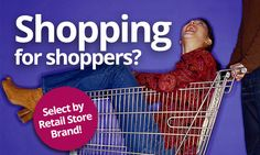Shopping for shoppers?