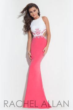 Beautiful Fitted Dress with Cut Out Back. #girligirlprom 74 East Main St. Buford GA 30518 Phone: 770-831-8795