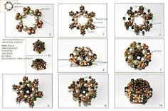 pendientes tila beads - Buscar con Google