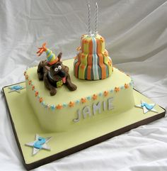 Cake How You Train Your Dragon By Snoro De Beaux Gteaux