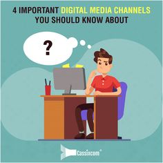 Are you confused about which media channel is best? Not anymore. Cassixcom brings you the latest blog describing the 4 important media channels one should really be focusing on, for marketing purposes. For more details, Email: Info@cassixcom.com #Cassixcom #DigitalMarketing #DigitalMarketingAgency #MarketingAgency #OnlineMarketing #DigitalMarketingServices #WebsiteDevelopment #DigitalMarketingTips #PaidMarketing #PaidMarketingStrategy #GrowYourBrand Digital Marketing Channels, Digital Marketing Services, Online Marketing, Digital Media, Confused, Amazing, Blog, Blogging