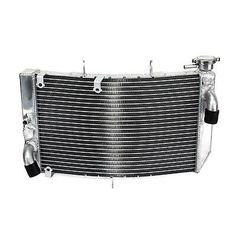 Aluminum Engine Radiator Cooling Black For Harley Davidson V-Rod VRSC 2006-2012