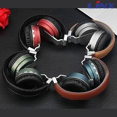 OEM Fashion Premiun headband Wireless Bluetooth headset LX-BT008-Headset…