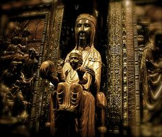 The intriguing history of the 'Black Madonna'