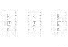 MODULAR OFFICE BUILDING - zablotnytomasz | portfolio Modular Office, Floor Plans, Building, Floor Layout, Buildings, Architectural Engineering