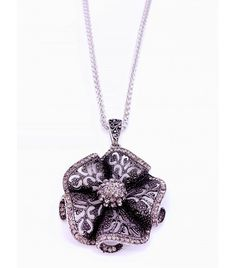 LONG NECKLACE WITH PENDANT L001