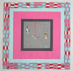 LOVE this block and I have the fabric.  Might need to make this one!