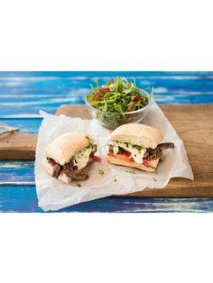 Mit unserem Lieblings-Küchenhelfer gekocht: Thermomix-Rezept für Burger mit Pesto
