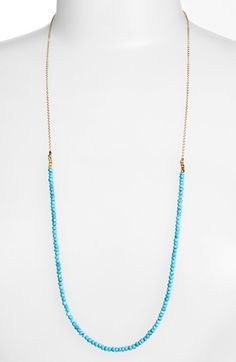 Sonya Renee 'Eve' Long Beaded Link Necklace available at #Nordstrom