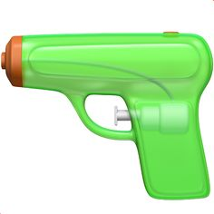 Google's pistol emoji will not be getting a makeover any time soon