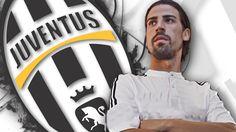 Sami Khedira: Juventus oficializó el fichaje del ex volante del Real Madrid. June 09, 2015.