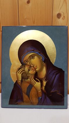 Church Icon, Holy Quotes, Byzantine Icons, Orthodox Icons, Virgin Mary, Our Lady, Holy Spirit, Madonna, Jesus Christ