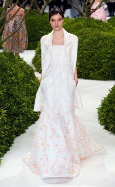 Yo quiero comer perdices contigo..  Christian Dior - Alta Costura Primavera Verano 2013