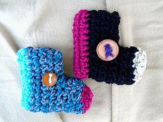 BEGINNER Crochet Unisex Slippers Pattern, all sizes on Ravelry: http://www.ravelry.com/patterns/library/859-turquoise-tall-slippers