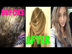 How To Balayage Blonde Tutorial | Highlights & Lowlights! - YouTube