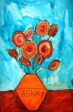 For the Love of Art: 2nd Grade