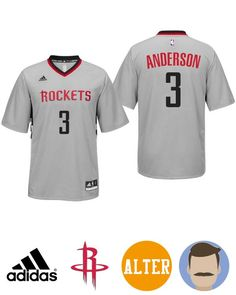 c9a1dabdf Men s Ryan Anderson 2016 Alternate New Swingman Jersey Air Jordan