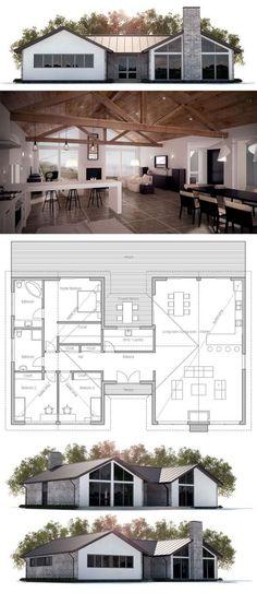 One Story Farm House Design Id E A Html on
