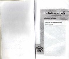 OSCAR COLLAZOS- LA BALLENA VARADA