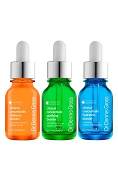 Dr. Dennis Gross Skincare Clinical Concentrate Boosters Kit ($108 Value) available at #Nordstrom