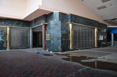 Abandoned Shopping Malls,  Randall Park Mall (North Randall, OH) and Rolling Acres Mall (Akron, OH).