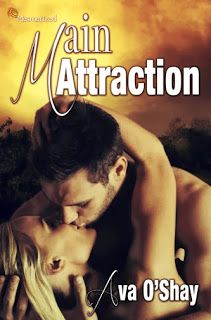 Lola's Reviews: Cover Reveal: Main Attraction by Ava O'Shay