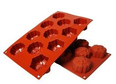 NY Cake Silicone Baking MoldSnowflake 11 Cavities * Continue to the product at the image link.