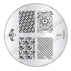 Konad Image Plate Series I