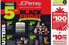 jcpenny anuncio con cupones. carretadecupones.com