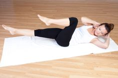 New Year, New You: 5 Ways to Work Your Core- My abs are sore!