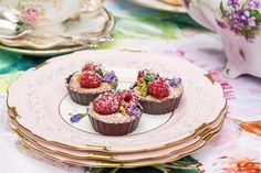 Chocolate Mousse in Chocolate Cups