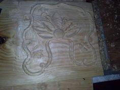 grabado en madera