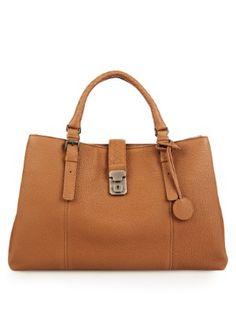 BOTTEGA VENETA Large Roma grained-leather tote DH10,630 / £2,049