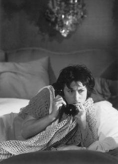 """""""L'amore"""" by Roberto Rossellini (1948) - segment """"Una voce umana"""" - Anna Magnani"""