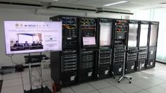 Integrated Water Circulation Information System on Climate Change Data Center in Kasetsart University. © 2014 University of Tokyo. #UTokyoResearch