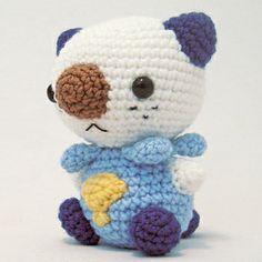 Oshawott Pokemon - by icrochetthings - $3.50 pattern