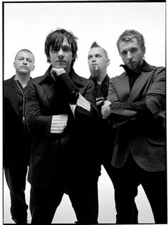 Three Days Grace is so awesome and that is not because I have a lot of their songs.