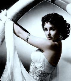 Elizabeth Taylor - I've always admitted that I'm ruled by my passions.