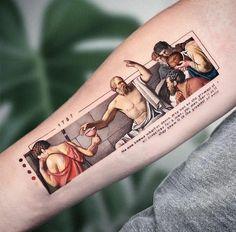 Dope Tattoos, Mini Tattoos, Forearm Tattoos, Arm Band Tattoo, Body Art Tattoos, Small Tattoos, Sleeve Tattoos, Tattoos For Guys, Tatoos Men